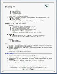 sampleresumeforfreshers resume format for articleship