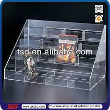 Metal Display Racks And Stands TSDM100 factory floor standing dvd metal display stand double 79