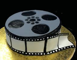 Film Reel Cake Topper | ICED_For_You