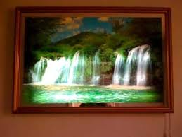 motion moving waterfall picture mov youtube with moving waterfall wall art on water wall art youtube with wall art moving waterfall wall art 3 of 20 photos