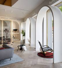 Ceiling Interior Design For Shop Knoll Opens La Store Based On Moroccan Castle By Johnston