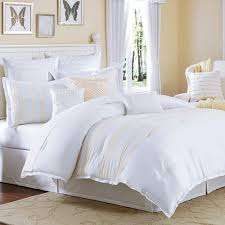 all white bedding ideas as the special treatment for girl teen