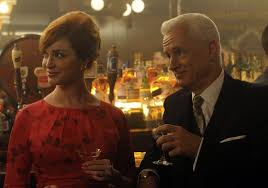 mad men spoils itself our fool proof predictions for season six based on past behavior hollywire art roger sterling office