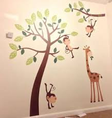 wall art stickers for nursery