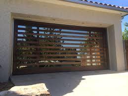overhead glass garage door. Garage Doors Contemporary Phoenix Wood Overhead Glass Door D