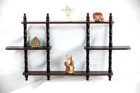 iron wall shelf cast brackets shelves wrought india black metal