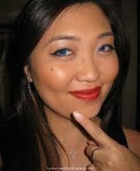 how to create a fake beauty mark or mole three dimensionally