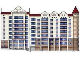 Дипломный проект ПГС многоэтажный квартирный жилой дом Многоэтажный 52 квартирный жилой дом в г Воронеж
