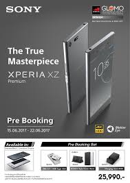 Sony Thailand Pre booking » IAUMReview