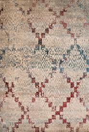 united weavers jules diamonds multi oversize rug 7 10 x 10 6