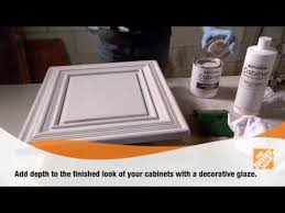 Home Depot: How To Revive Old Kitchen Cabinetry (English)   YouTube