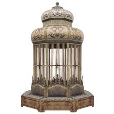 furniture style bird cages. rare and important monumental birdcage with seating bird cagesvenetianhotel furniture style cages
