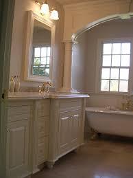 Bathroom Cabinet Paint Finish