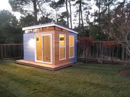prefab garden office. 10 By 12 Modern Shed Home Office Outdoor Studio Prefab Garden