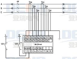 the ctb 6 current transformer secondary overvoltage protection ctb 6 secondary overvoltage protector wiring diagram