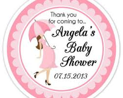 Printable Boy Baby Shower Labels Tags Cupcake Toppers Favors