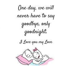 Goodnight My Love Quotes Classy Goodnight My Love Quotes And Images Siewallsco