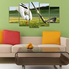 golf course poster art prints golf ball wall art match picture artwork canvas painting for living on matching wall art prints with buy matching art prints and get free shipping on aliexpress