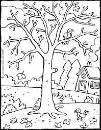 Dieren In Het Bos Kleurprenten Kiddicolour