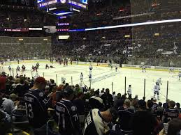 Nationwide Arena Section 112 Row Q Seat 14 Columbus