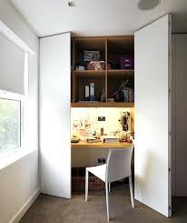 office in a cupboard office desk solutions best hidden desk ideas on  woodworking desk plans office
