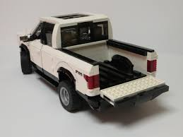 Lego Pickup Truck; - Best Image Of Truck Vrimage.Co