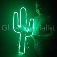 Led Slangverlichting 180 Led Groen Cactus Koop Je Bij Glow Specialist