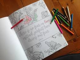 Live Love Coloring Book