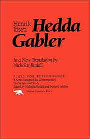 com hedda gabler plays for performance series  com hedda gabler plays for performance series 9781566630061 ibsen henrik books