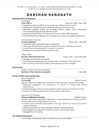 Great Sales Coordinator Cv Sample Junior Travel Consultant Resume