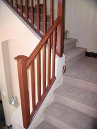 wood stair railing. Fine Railing Wood Stair Railings Simple Railing Mission Rail Stairs  Rails Deck Ideas For Wood Stair Railing C