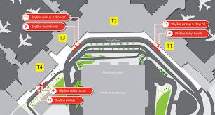 At melbourne airport, skybus stops for pick up and drop off at terminals 1 and 3, and also picks up at terminal 4. How To Get To And From Major Australian Airports
