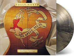 Fully <b>Naked</b> (3Lp/Limited Gold & Black Marbled/180G): <b>GOLDEN</b> ...