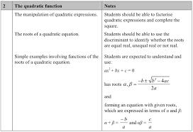 bsb igcse further maths