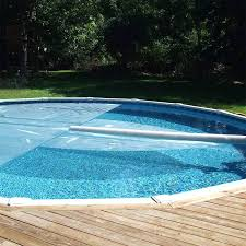above ground pool covers. Above Ground Pool Covers Solar Cover Roller For Kidney Pools Com Winter . M