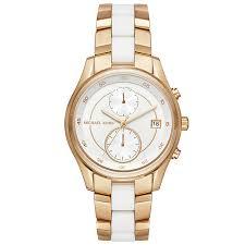 michael kors watches designer watches ernest jones michael kors ladies gold tone bracelet watch product number 6171869
