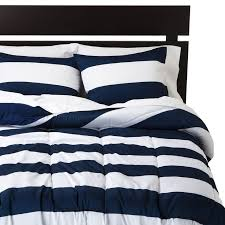 room essentials rugby bedding collection blue white at target for guest room with twin beds see charlene neal pin