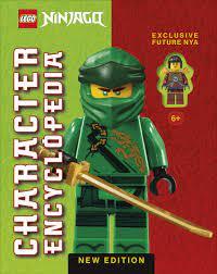 LEGO Ninjago Character Encyclopedia New Edition: With Exclusive Future Nya  LEGO Minifigure: Amazon.de: Hugo, Simon, Sipi, Claire: Fremdsprachige Bücher