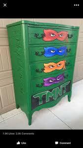 Ninja Turtle Bedroom Furniture 17 Best Ideas About Ninja Turtle Room On Pinterest Boys Ninja