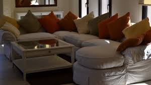 duck down feather sofa cost