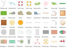 Small Picture Garden Design Symbols
