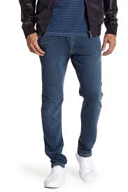 Drawstring Denim Pants