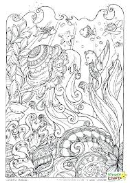 Ocean Coloring Pictures Natureplanetinfo