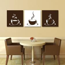 kitchen wall paintings metal art decor