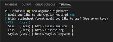 Highcharts Chart Is Not A Constructor Highcharts In Angular 7 The Code Hubs