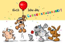 Glückwünsche Geburtstag Kind Lustig