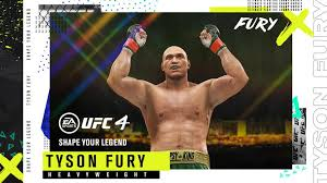 The focus for this game was content rather than aesthetics(they've been trying to make every fighter feel different and unique) as most people wouldn't complain with how ufc 3 looked, but the. Ea Ufc 4 13 New Screenshots Including Tyson Fury And Anthony Joshua