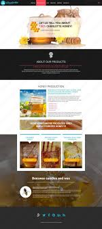 Template Websites Amazing Website Templates Honey Store Templates Custom Website Template