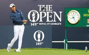 Louis Oosthuizen leads Open but English ...