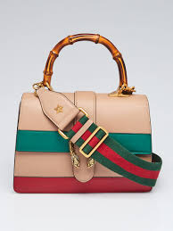 details about gucci beige red green leather dionysus medium top handle bag
